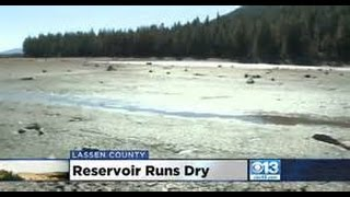 Walker Lake in California Runs Dry OVERNIGHT thousands of Fish Dead