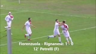 Fiorenzuola-Rignanese 1-1 Serie D Girone D