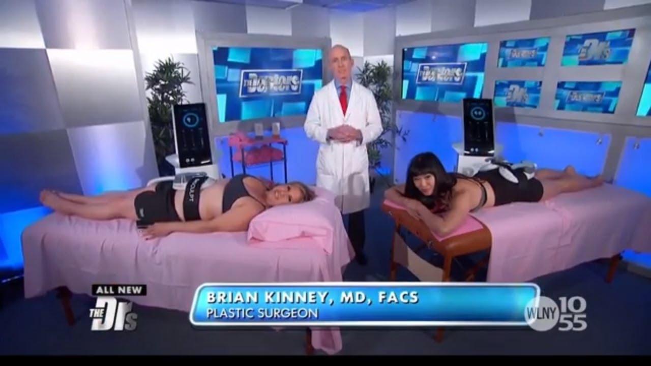 Emsculpt® featured on CBS The Doctors show