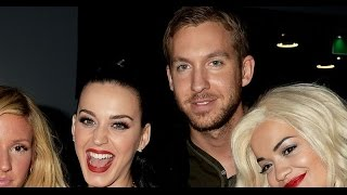Is Katy Perry DATING Taylor Swift's Ex Calvin Harris!?