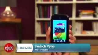 Pantech Vybe Midnight Blue (AT&T) Review