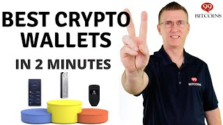 Best Cryptocurrency Wallets of 2021 (in 2 minutes) screenshot 2