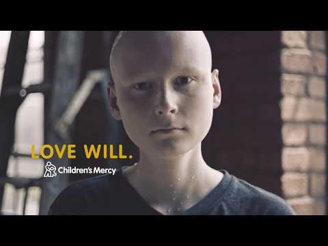 LOVE WILL - Pediatric Cancer :30