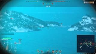 World of Warships ARP Haguro Part1