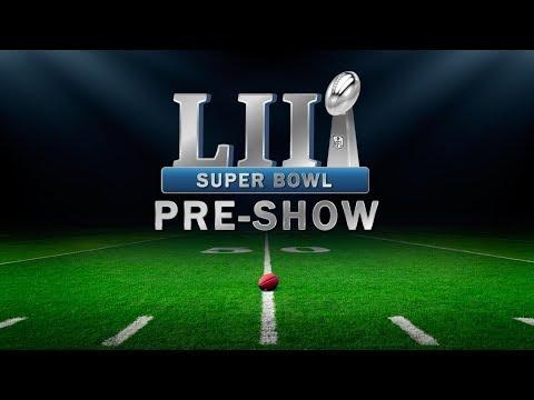 Super Bowl LII Pre-Game Show   Big Game Sunday Kick-Off   NFL Betting Advice &  Free Picks