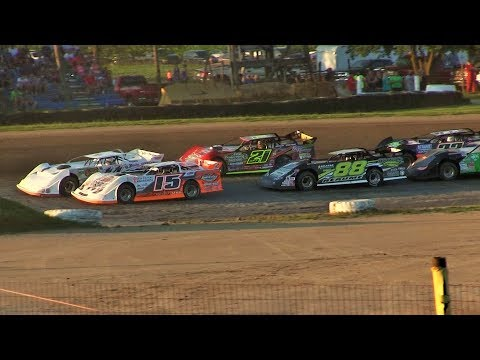 Late Model 6th Heat 7-15-17 Oakshade Raceway