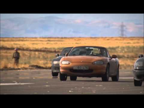 Top Gear Middle East Special  Drag Race