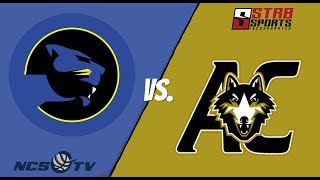 Benicia vs American Canyon High School Boys Basketball LIVE 1/21/19