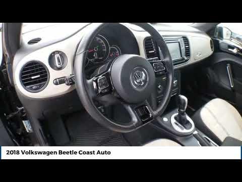 2018 Volkswagen Beetle Street Volkswagen of Amarillo Presents WR4982A