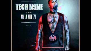 Tech N9ne - Face Paint (with reversed message)