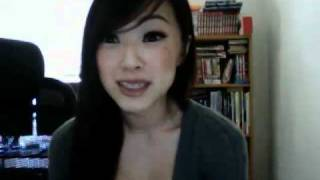 Repeat youtube video SEXY Asian Girl Linda Le Vampy Interview Video