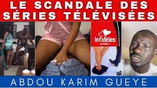Abdou Karim Gueye : Le scandale des séries télévisées sénégalaises