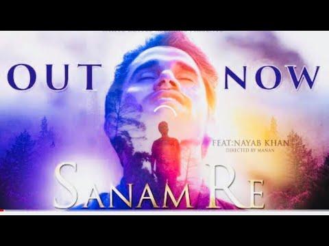 Sanam Re Cover Nayab Khan | Official Video | Namyoho Studios