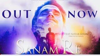 Sanam Re Cover Nayab Khan | Official Video | Namyoho Studios Mp3