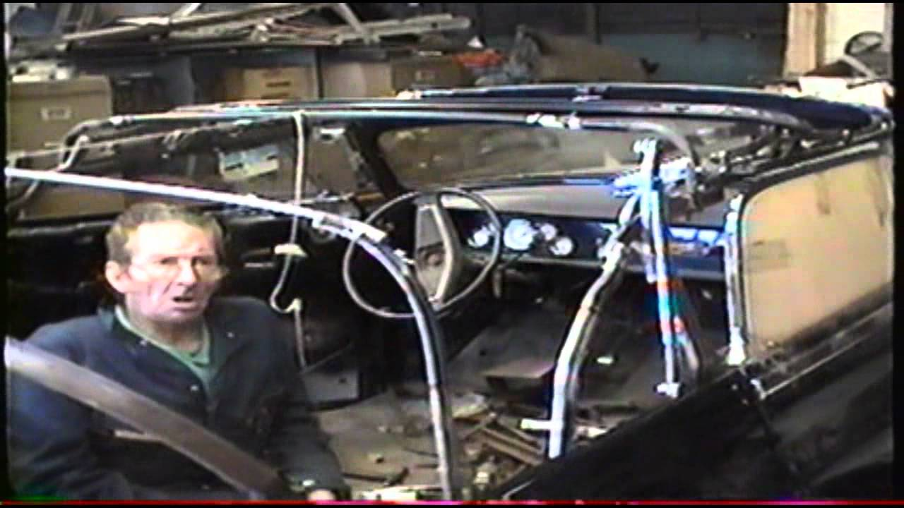 Bill Hines Kustomizing Legend Youtube