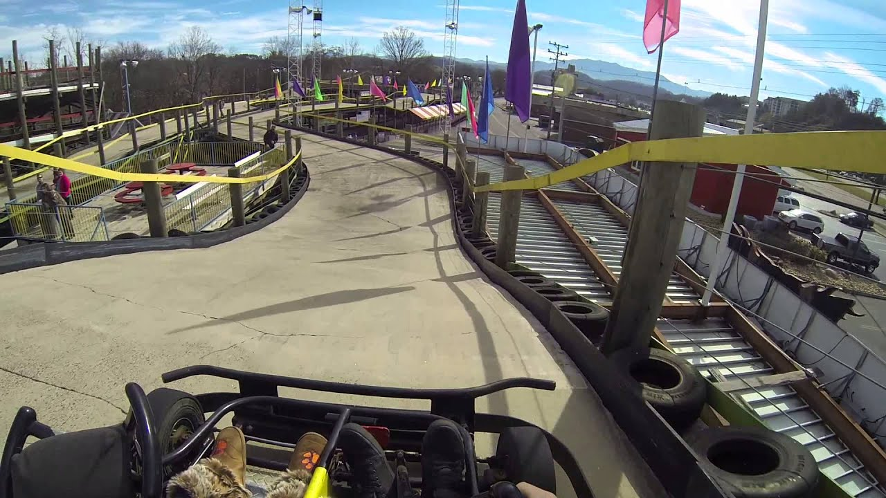 Go karts coupons pigeon forge tn