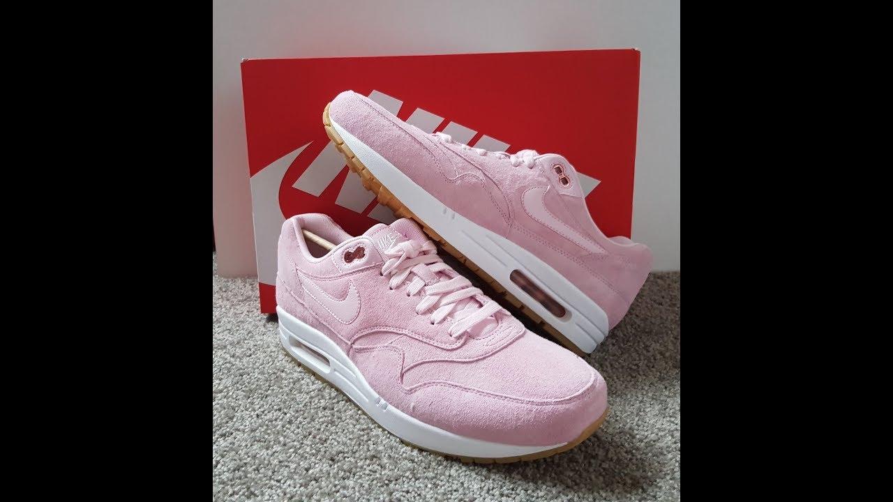 nike air max 1 prism pink