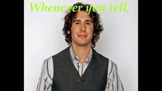 Josh Groban - Remember Me (With Lyrics)