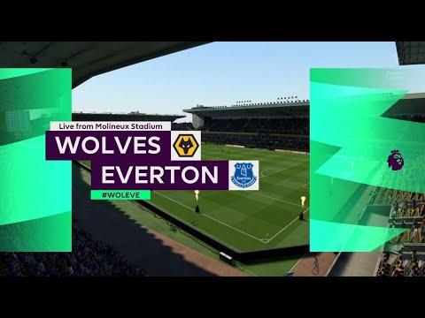 Wolves vs Everton (* LIVE Premiere )| Premier League in FIFA 20 | PS4  Premiere - YouTube