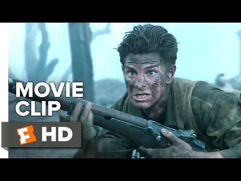 Hacksaw Ridge Movie CLIP - Rescue (2016) - Andrew Garfield Movie