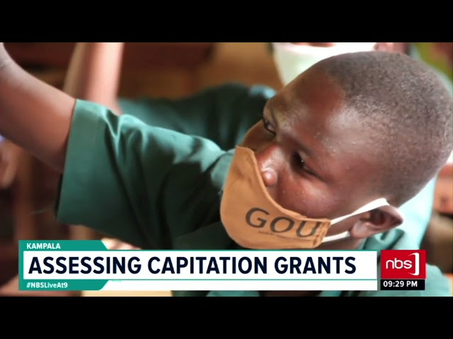 LOW CAPITATION GRANT  AFFECTING SCHOOL OPERATIONS.
