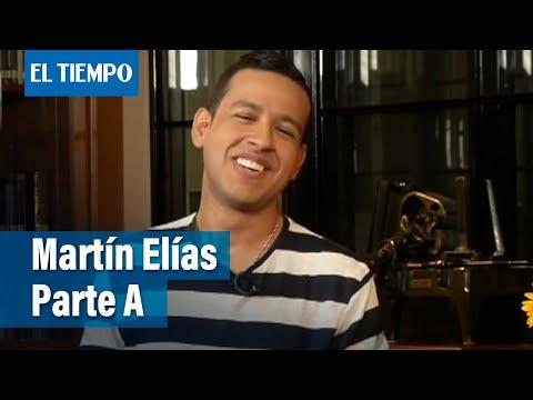 Entrevistas con María Beatriz Echandía: Martín Elías Parte A | EL TIEMPO Televisión