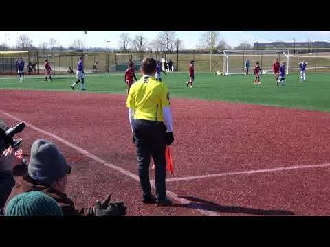 Indiana Fire Juniors Turf Classic KFJ vs Columbus United (2nd Half)