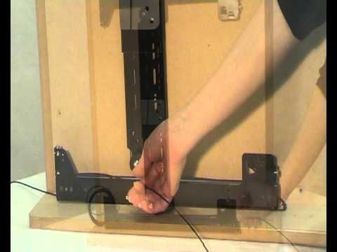 How To Install An Accuride 1432 Pocket Door Slide