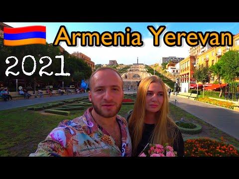 Армения/Ереван/Цены,Еда,Каскад/Геноцид Армян 1915 года/Армения 2021/Отдых в Ереване