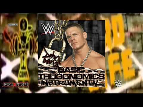 WWE: Basic Thugonomics (Instrumental) by John Cena - DL
