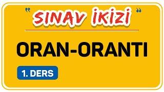 ORAN - ORANTI 1. DERS (1/2)  ŞENOL HOCA