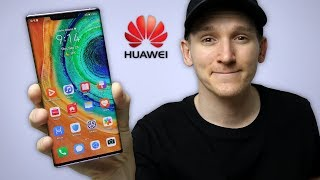 Huawei Mate 30 Pro Unboxing & First Look!