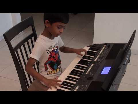 AYE MERE HUMSAFAR on Keyboard by ROSHAN