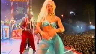 É O Tchan Com Carla Perez - (Especial da Xuxa no Beach Park 1997)