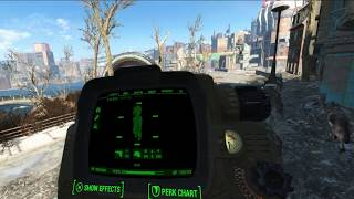 Fallout 4 VR Beta - SCOPES!