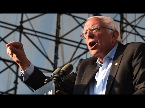 Bernie Sanders: Convention could get 'messy'