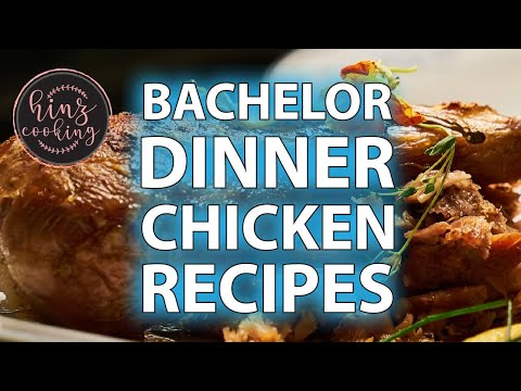 3 Easy Chicken Recipes For Bachelors & Beginners - Quick Bachelor Recipes Indian - Hinz Cooking