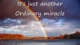 Ordinary Miracle song and lyrics