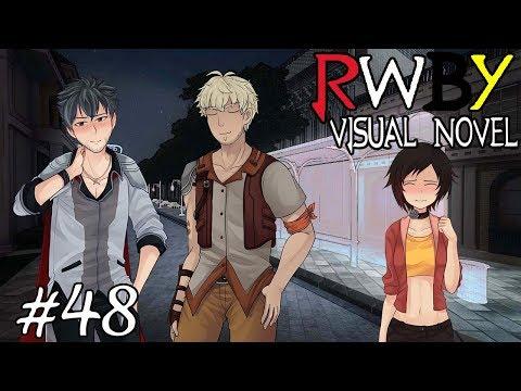 RUBY SETS UP A DATE?!    RWBY Visual Novel Episode 48 (RWBY Dating Simulator)