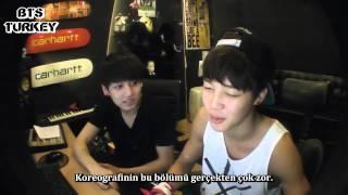 20.06.2013 Jimin  JungKook Log - Türkçe Altyazılı