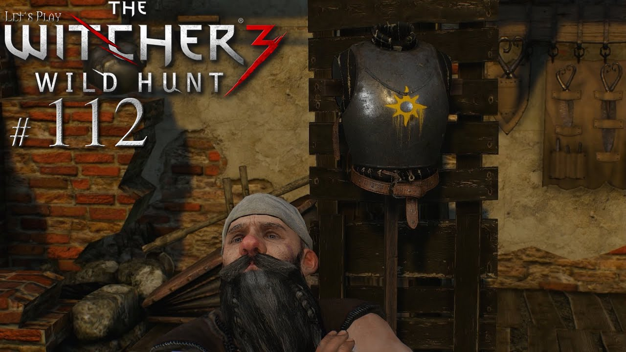Witcher 3 Großmeister Rüstung