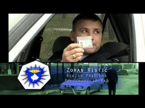 Spot 6 Serbian - Kosovo police service campaign 2007