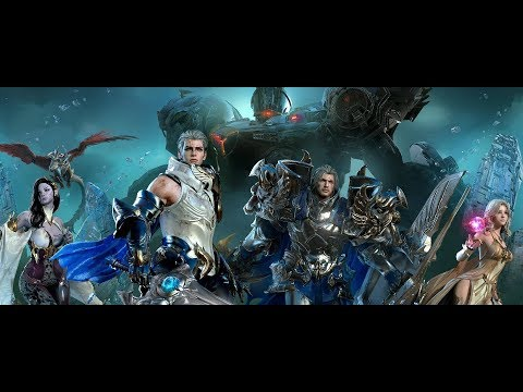 Aion: Legions Of War - Mobile Gaming (One Of The Best MMORPG!)