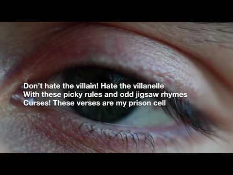 They Might Be Giants - Hate The Villanelle (official video)
