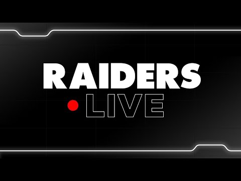 Raiders Live: Carr, Crosby, James, Morrow and Ruggs Presser - 7.28.21