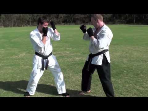 Shihan vs Sempai | Goju Ryu Karate do Seiwakai | Kumite