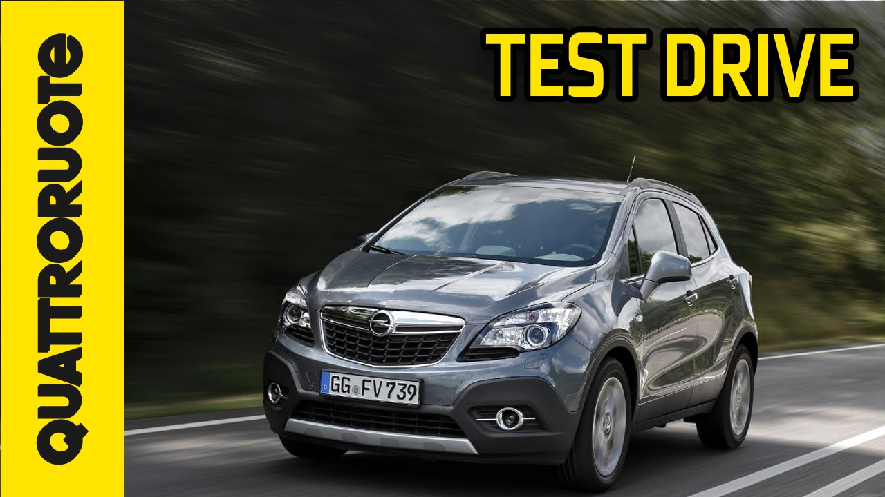 opel mokka 2014 test drive youtube. Black Bedroom Furniture Sets. Home Design Ideas