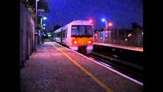A Southeastern Class 376 Departs Eltham (ELW)