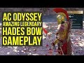 Assassin's Creed Odyssey Gameplay E3 - AMAZING LEGENDARY BOW In Depth Look (AC Odyssey Gameplay)