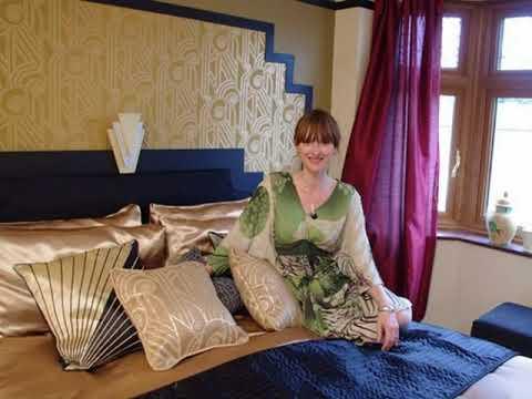 Art deco bedroom design ideas